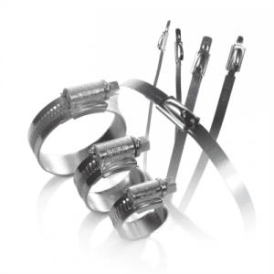 Opaski kablowe stalowe