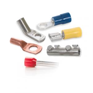 Końcówki i złączki kablowe