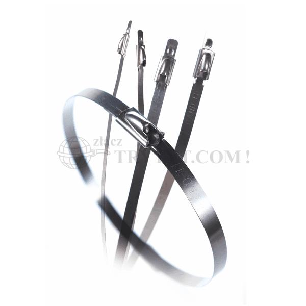 Opaski kablowe stalowe KE