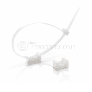 Uchwyty kablowe siodełko HC